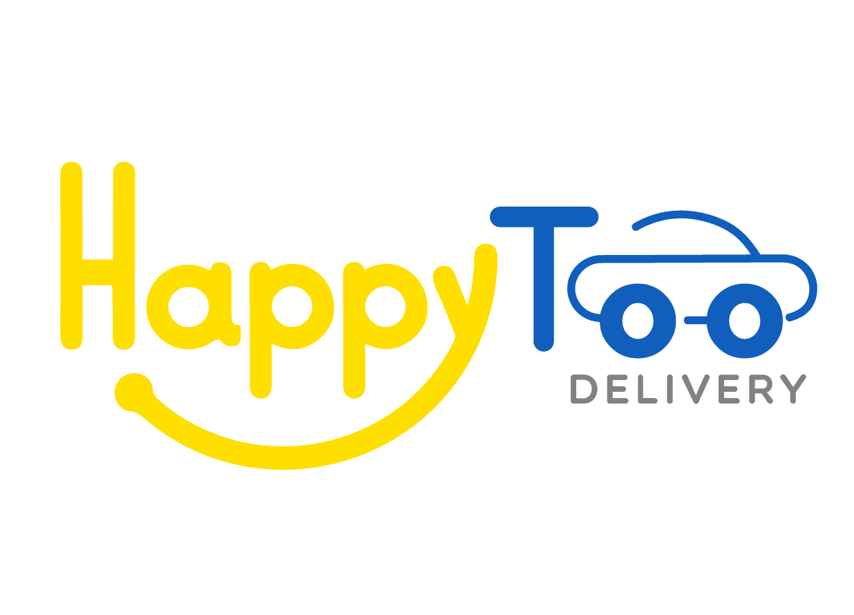 HappyToo fast delivery Logo2